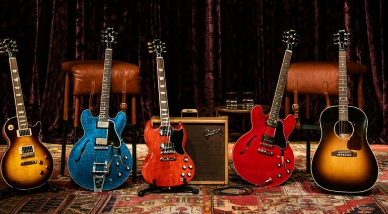 Gibson USA 2019 Line-up: Fewer guitars, less controversy