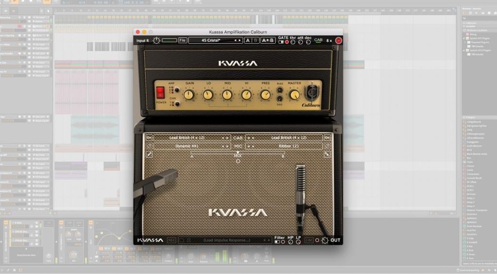 kuassa amp plugins