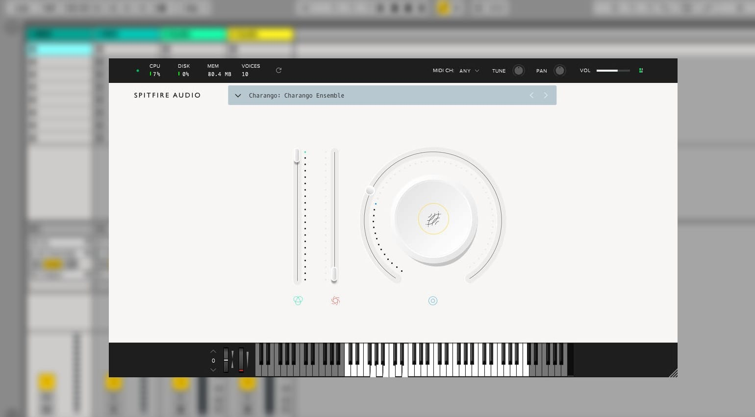 Free plug-ins this week: Charango LABS library and DRMR drum