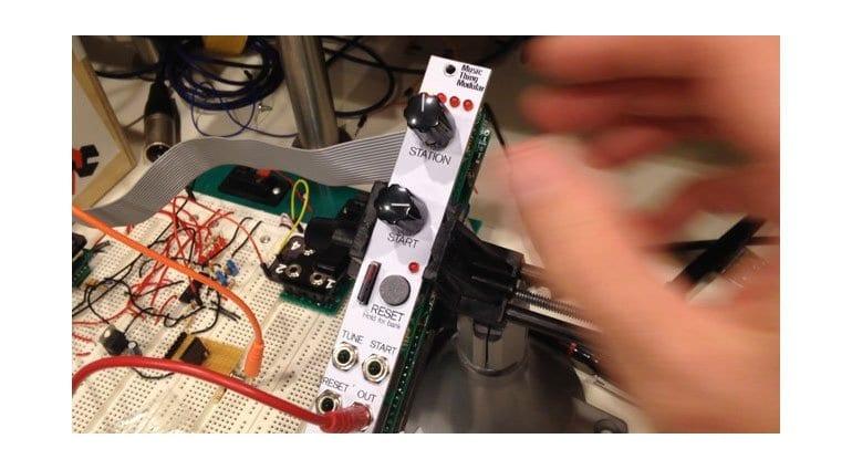 Music Thing Radio Music Eurorack module