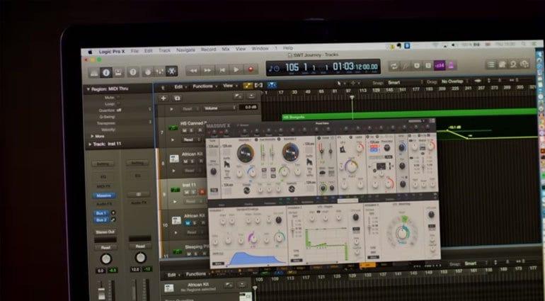 Massive X Screenshot