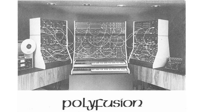 Original Polyfusion advert