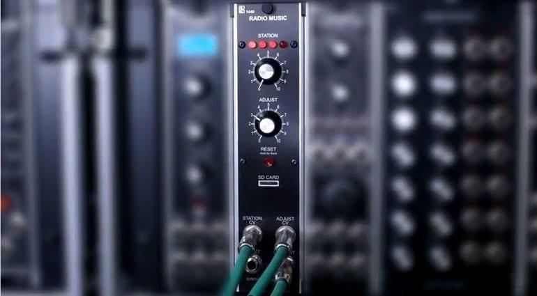 SSL Radio Music Model 1440