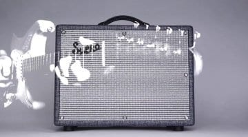 Supro Keeley Custom Amp