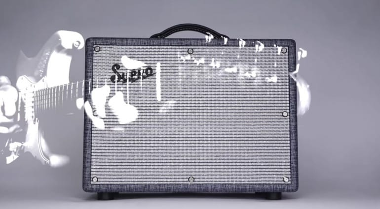 Supro Keeley Custom Amp