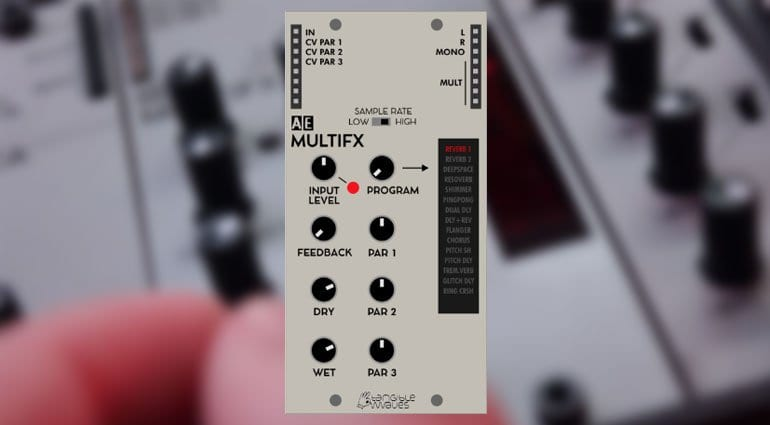 Tangible Waves MultiFX