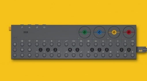 Teenage Engineering OP-Z