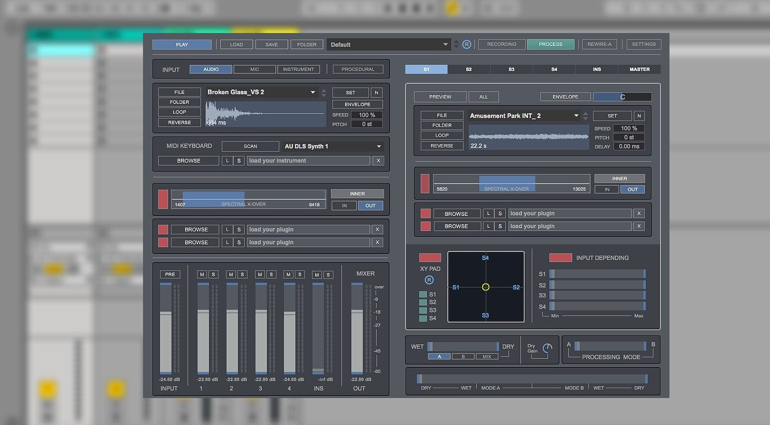 Digital Brain Instruments' Transformer is a sample mangler and VST