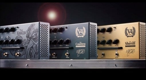 Victory V4 preamps