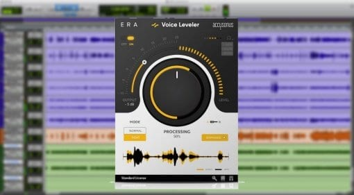 Accusonus Era Voice Leveler plug-in