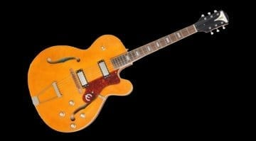 Epiphone John Lee Hooker 100th Anniversary Zephyr guitar