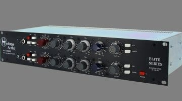 Heritage Audio HA73 equalizer Elite 4