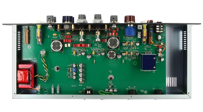 Heritage Audio HA73 equalizer Elite - gutshot