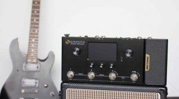 Hotone Ampero MP-100 multi effect pedal