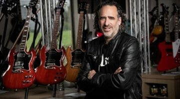James Curleigh new Gibson CEO