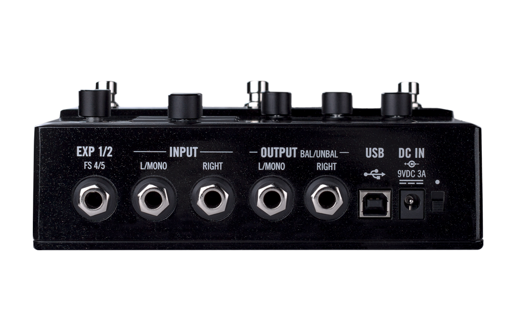 Line 6 HX Stomp back