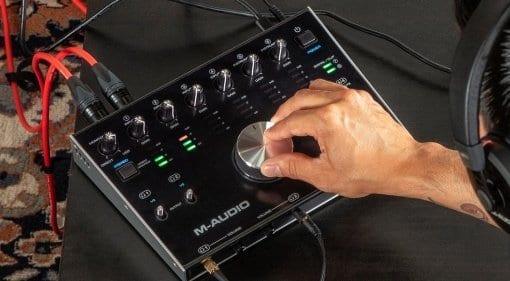 M-Audio M-Track C-Series 8x4M USB Audio Interface featured