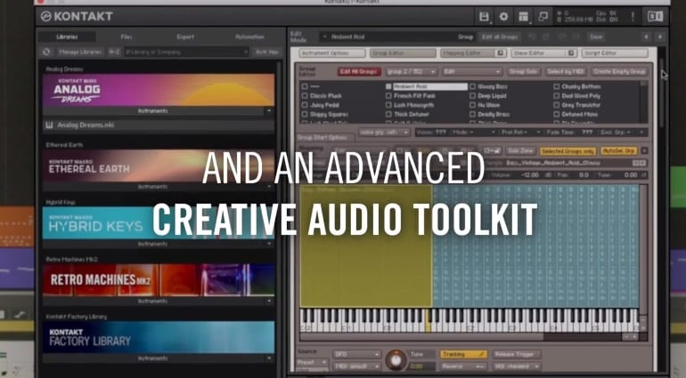 kontakt 6 player free libraries