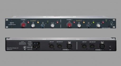 Rupert Neve Designs 5211 mic pre