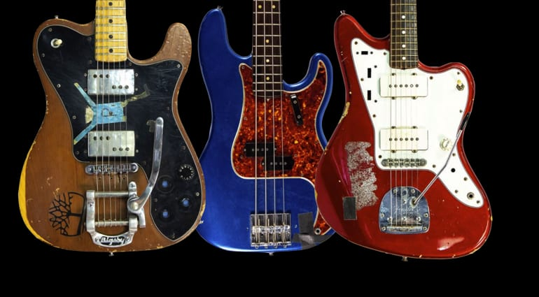 Sonic Youth Reverb Gear Sale