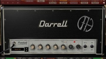 Dimebag Darrell's iconic Cowboys From Hell. New IK Multimedia AmpliTube collection