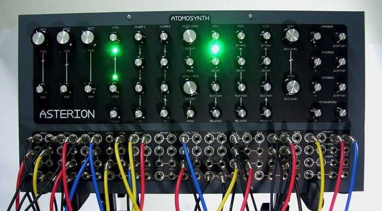 AtomoSynth Asterion