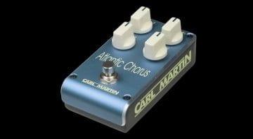 Carl Martin Atlantic Chorus pedal