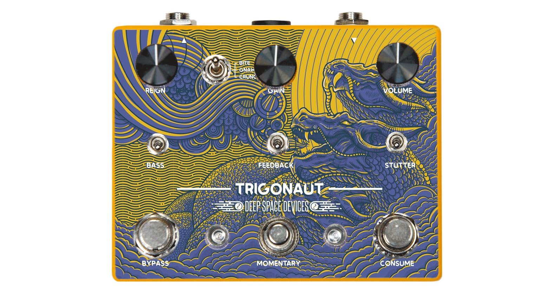Deep Space Devices Trigonaut fuzz