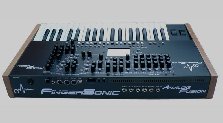 FingerSonic AnalogFusion