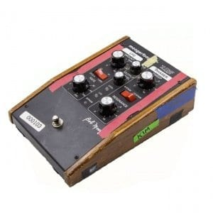 Sonic Youth Moogerfooger pedal