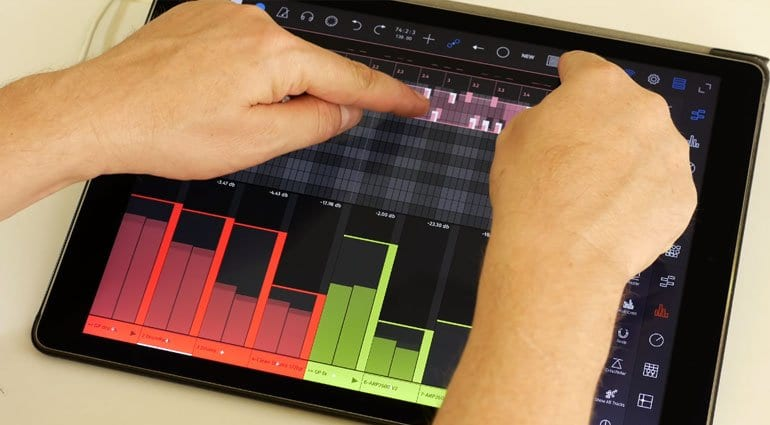 touchAble Pro: touch control for Ableton Live on iOS