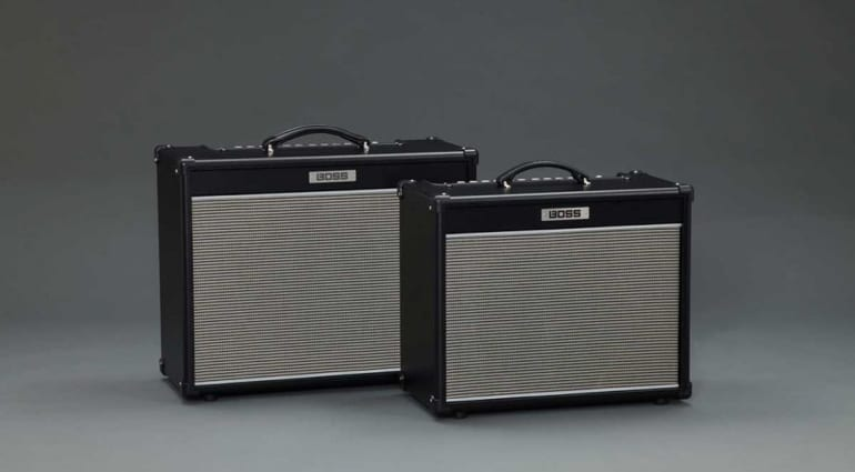 Boss Nextone Guitar Amps - Nextone-Stage and Artist