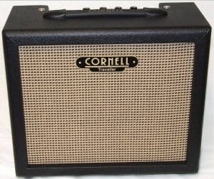 Cornell Amps Traveller 5 all valve combo