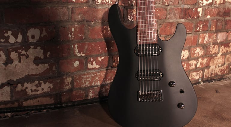 Cort introduces the KX257B Baritone seven-string