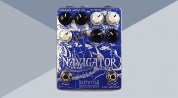 EMMA Electronic ND-1 Navigator - Analogue meets digital
