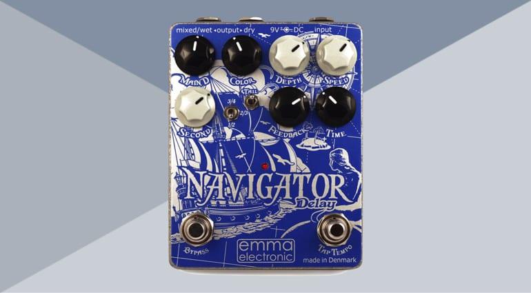 EMMA Electronic ND-1 Navigator - Analogue meets digital