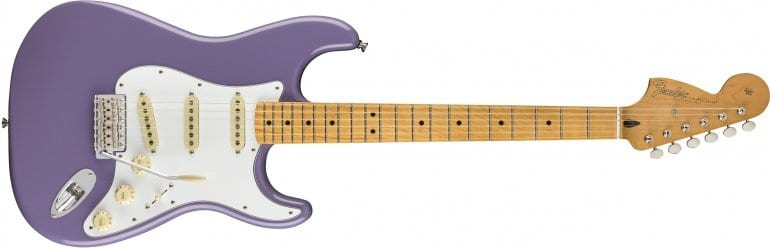 Fender 2018 Ultra Violet Hendrix Stratocaster
