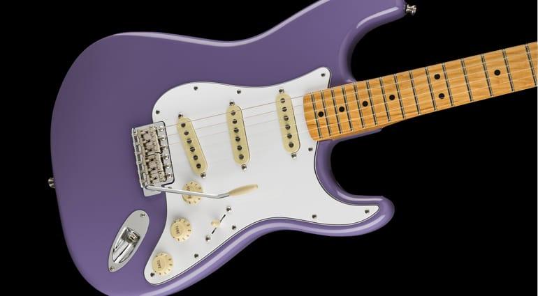 Fender relaunches Jimi Hendrix Stratocaster (a slight return)