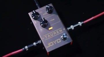 JoyoR-01 Tauren overdrive pedal