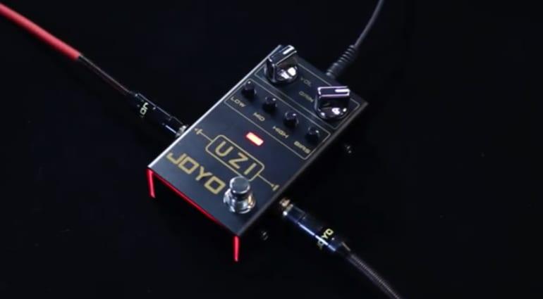 Joyo R-03 UZI Distortion Pedal