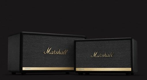 Marshall and Alexa join forces. Acton II Voice and Stanmore II Voice smart speakers
