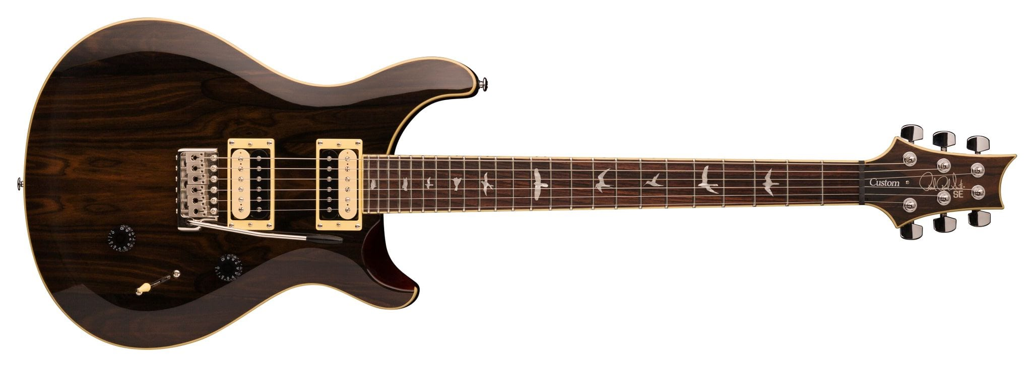 PRS SE 24 Custom 2019 in Ziricote
