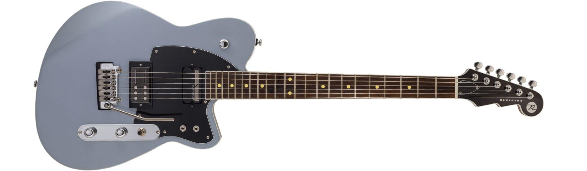 Reverend Guitars new Reeves Gabrels 'sustainer' signature model