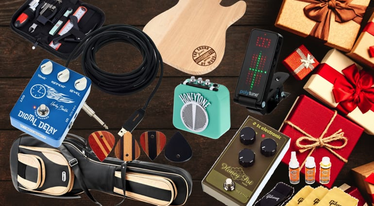 Top Ten Budget Guitar Gifts