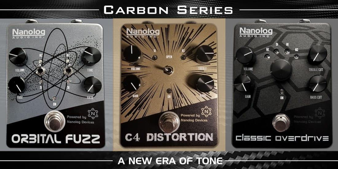 Nanolog Audio Carbon Series