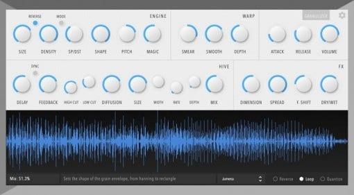 Inertia Sound Systems GRANULIZER 2