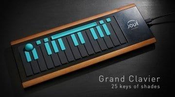 Joué Grand Clavier