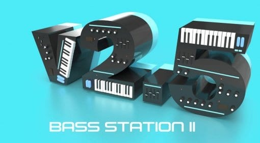 Novation Bass Station II 2.5