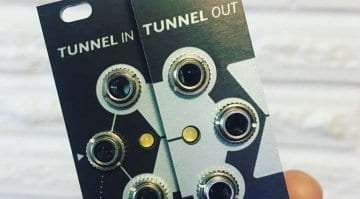 Olympia Modular Tunnels