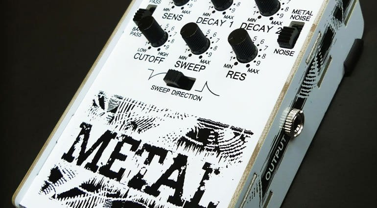 Rakit Metal Synth